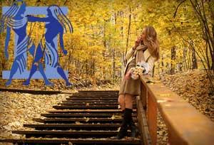 Близнецы - гороскоп на сентябрь