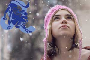 Лев - гороскоп на декабрь