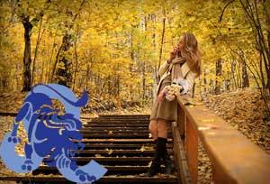 Лев - гороскоп на сентябрь