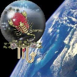 Скорпион - гороскоп на год