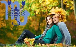 Скорпион - гороскоп на октябрь