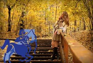 Стрелец - гороскоп на сентябрь