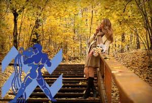 Водолей - гороскоп на сентябрь