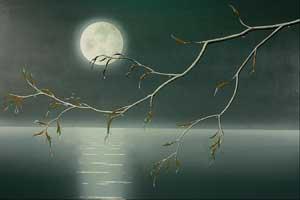 Лунный календарь на март