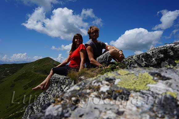 Абхазские горы во всей красе