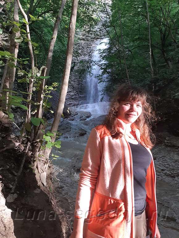 Красивейшие Нихолаевские водопады в Чечне