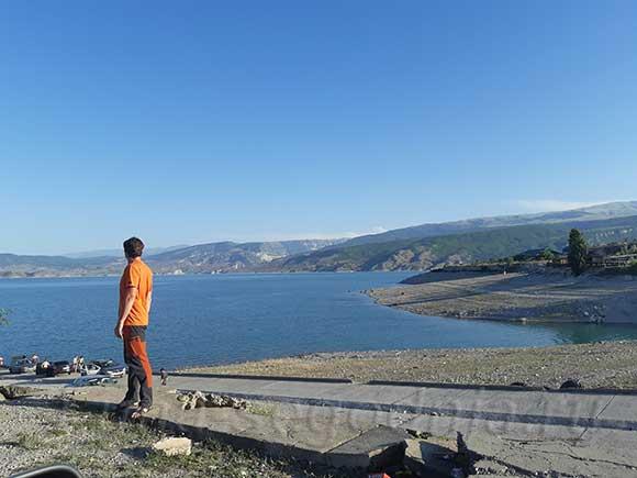 Дагестан, Чиркейское водохраниище