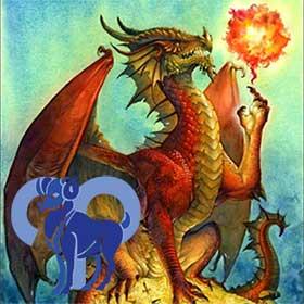 Овен-Дракон характеристика
