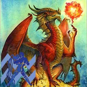 Водолей-Дракон характеристика