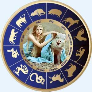 Женщина-Свинья (Кабан)