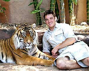 Мужчина Тигр
