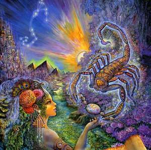 Знак зодиака Скорпион