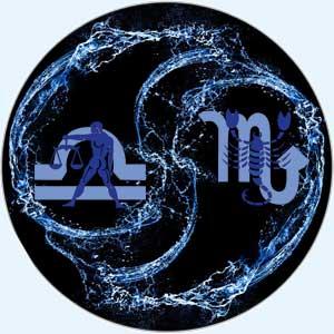 Совместимость Весы-Скорпион
